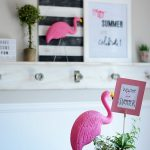 Summer Celebration:  Family Friendly Flamingo party
