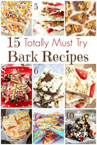 15 Totally Must Try Bark Recipes