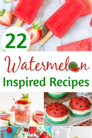 22 Watermelon Inspired Recipes