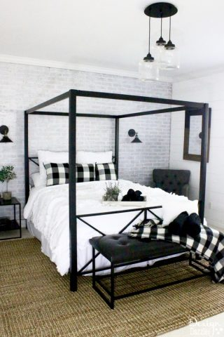Final Reveal: Bedroom Makeover Using All Amazon Products