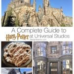 A Complete Guide to Harry Potter at Universal Studios