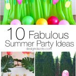 10 Fabulous Summer Party Ideas