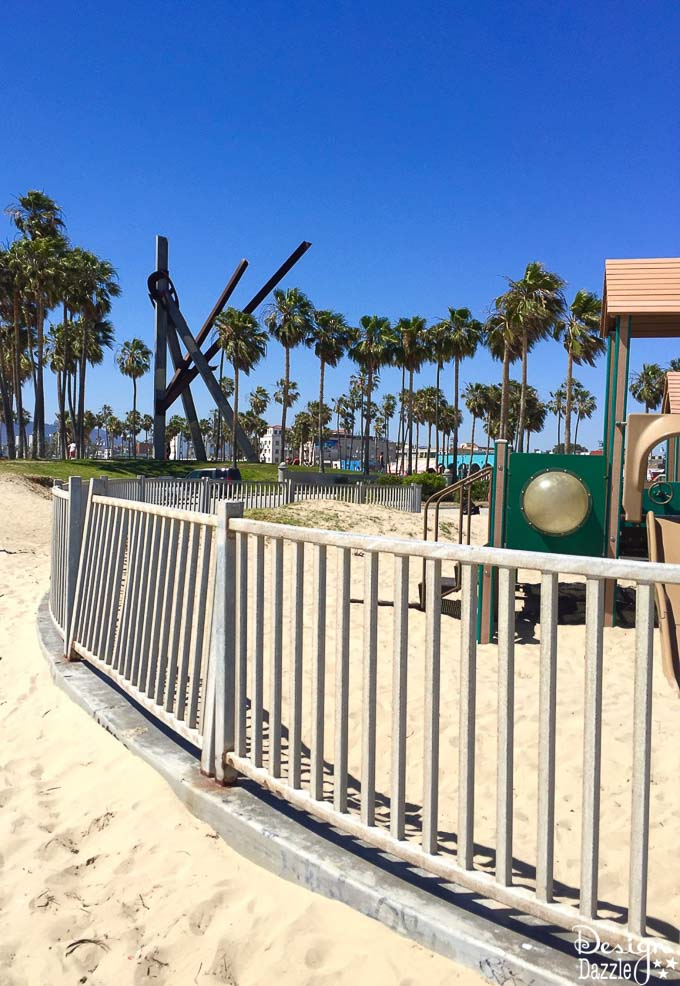Ever been to Venice? How about Venice Beach? Follow DesignDazzle's travel through the town.