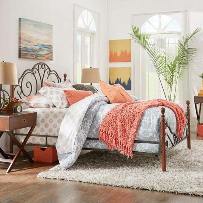 Affordable & Stylish Beds Under $200 - Design Dazzle