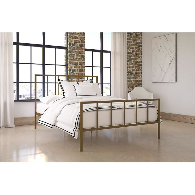 Cool Look no further for a gorgeous and inexpensive bed because I uve already done for