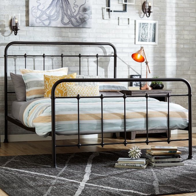 Unique Look no further for a gorgeous and inexpensive bed because I uve already done for