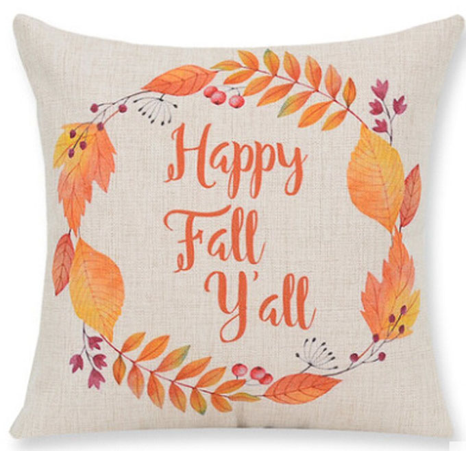 This post has 15+ fall items to decorate with! Add a little bit of fall into every room of your house without putting much work or effort into it! | Design Dazzle