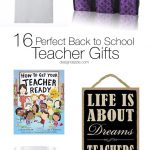 Perfect Back to School Teacher Gifts