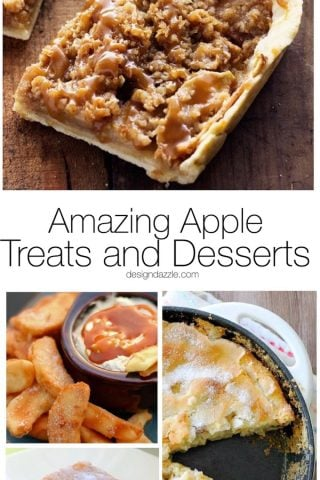 16+ Amazing Apple Treats and Desserts