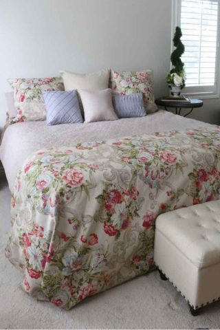 Makeover Your Bed With a New Mattress and Inviting Bedding