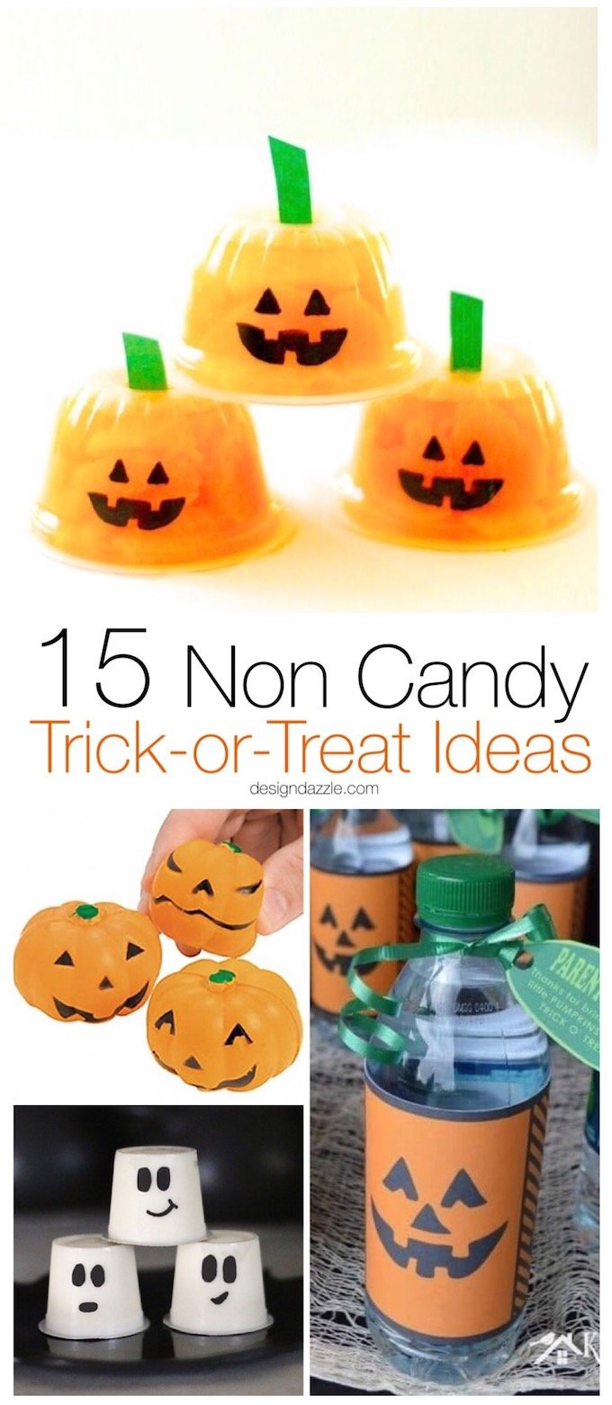 Non Candy Trick-or-Treat Ideas