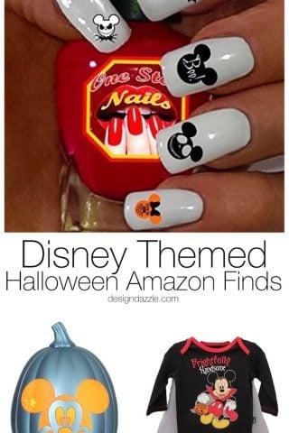 Disney Themed Halloween Amazon Finds