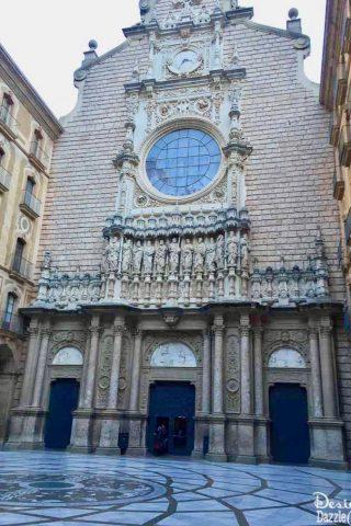 Montserrat {spectacular site in Spain}