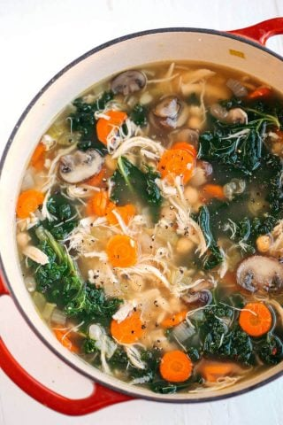 5 Homemade Soups for a Healthy Immune System