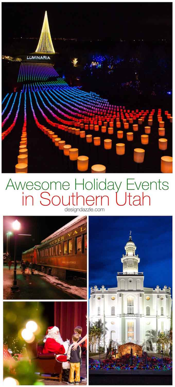Awesome Holiday Events In Southern Utah