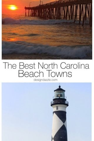 The Best North Carolina Beach Towns