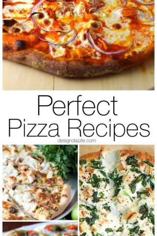 12 Perfect Pizza Recipes