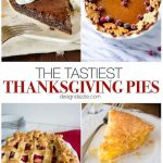 20 of The Tastiest Thanksgiving Pies