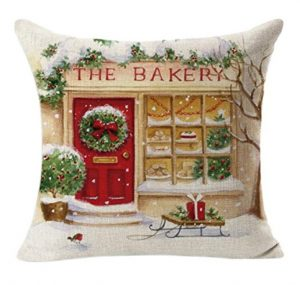 These 22 gorgeous Christmas pillows have a vintage vibe and are some of my very favorites that I have ever found. There isn't one pillow above $15!   Design Dazzle