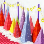 Colorful Christmas Tree Lot Free Download