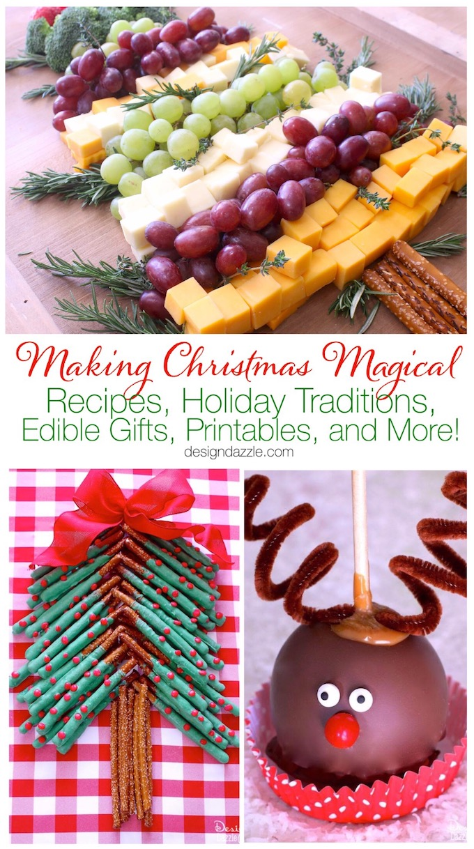 Do you want to have the most magical, stress-free Christmas ever? Well, the answer is to start now and use my eBook to make it easy! | Design Dazzle