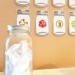 Mason Jar Acts of Kindness Advent Calendar