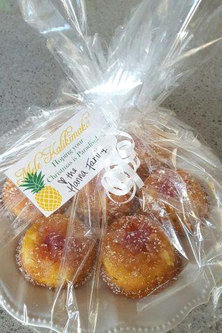A Pineapple Twist on a Christmas Neighbor Gift!
