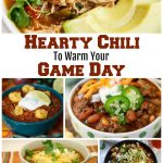 Game Day Chili Recipes