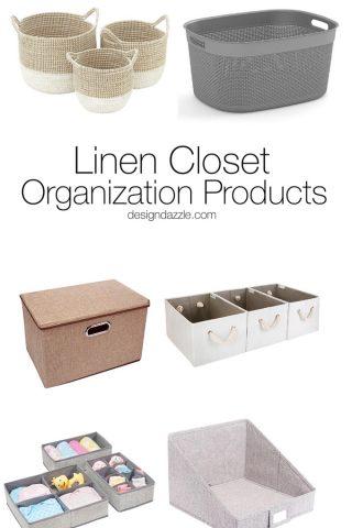 25 Fabulous Linen Closet Organization Products