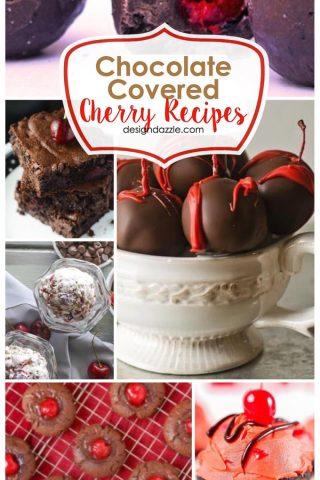 Chocolate Covered Cherry Recipes