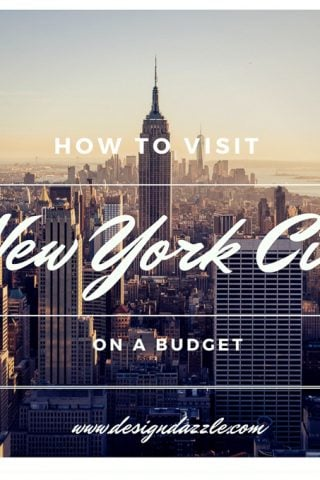 Visiting New York City on a Budget