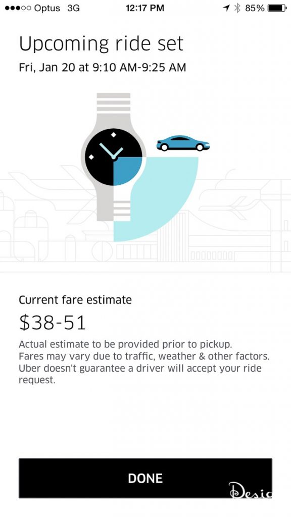 I am a regular user of Uber in my hometown and when I travel for work so I thought I would share some tips with you on how to get the best ride possible!   Design Dazzle