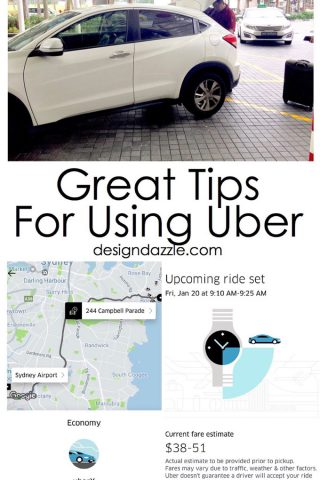Tips, Tricks, and Advice for Using Uber