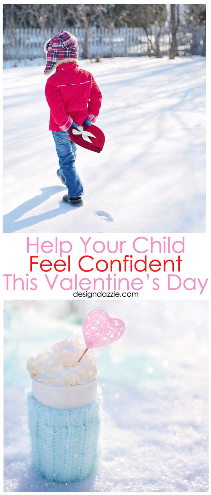 Help Your Child Feel Confident This Valentine's Day