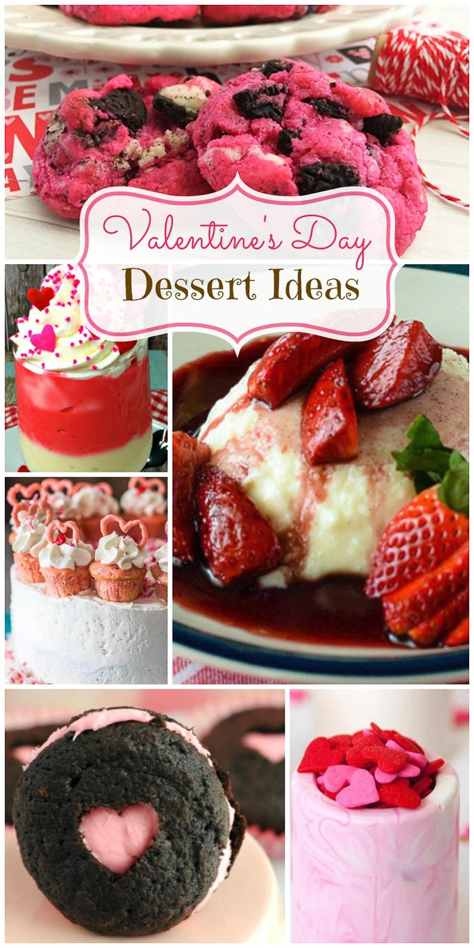 Need some chocolate this Valentines' Day? These 12 awesome Valentine's Day desserts are not only delicious but not quite your traditional dessert ideas! | Design Dazzle