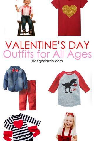 Valentine's Day Outfits for All Ages