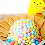 Easter Cream Cheese Ball