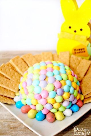 Easter Cream Cheese Ball