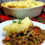 Delicious Irish Shepherd's Pie