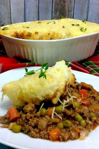 Delicious Irish Shepherd's Pie