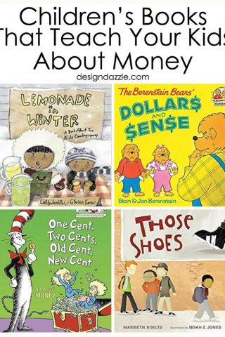 15 Children's Books That Teach Your Kids About Money