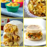 15 Freezer Friendly Breakfast Ideas