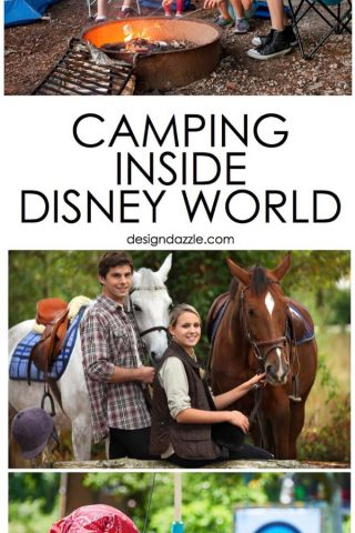 How to Camp in Disney World