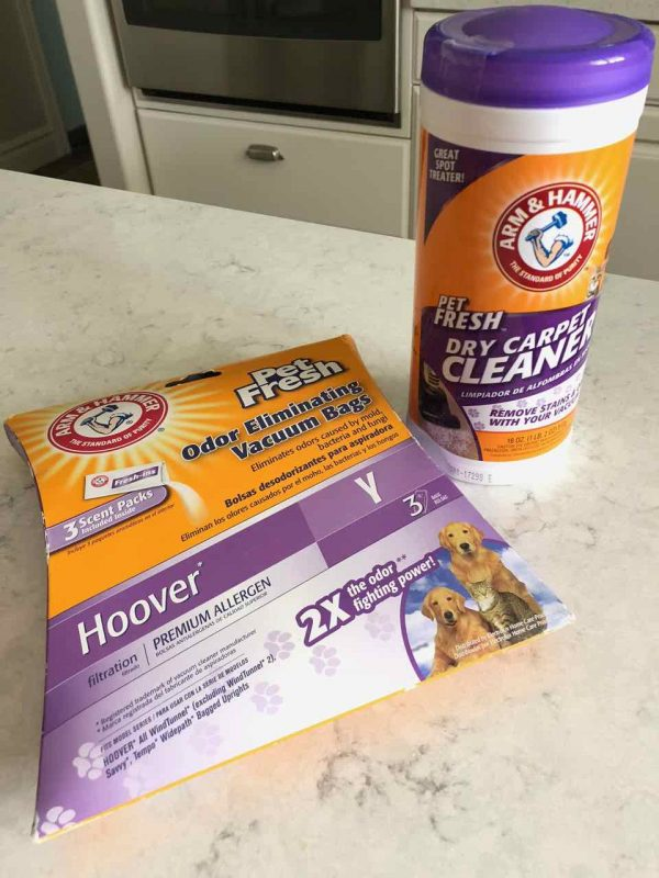 A clean home is a happy home! #summercleaning #Arm&Hammer