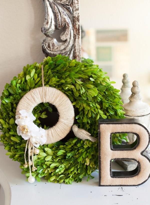 20 DIY Hoop Wreaths for Every Season
