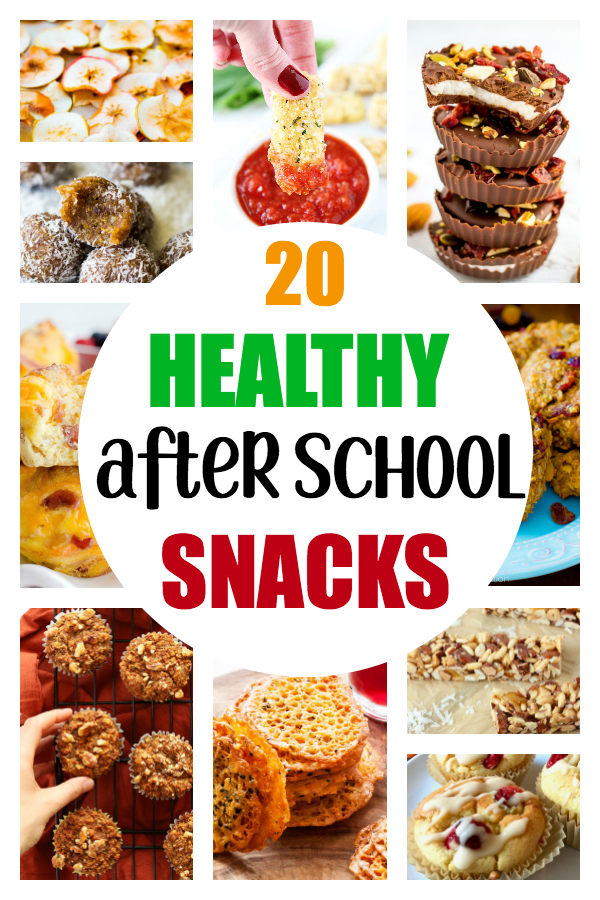 These healthy after school snacks are what the kids need to energize after a tiring day in school. These are simple and quick to make and appetizing! Design Dazzle