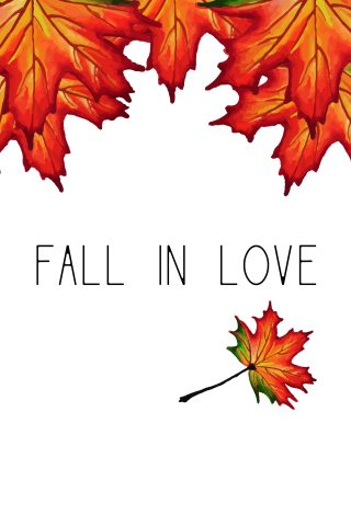 Fall Wall Art – Free Printable