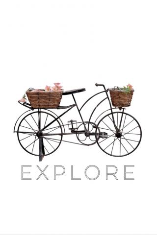 Explore-Wall Art Free Printable!