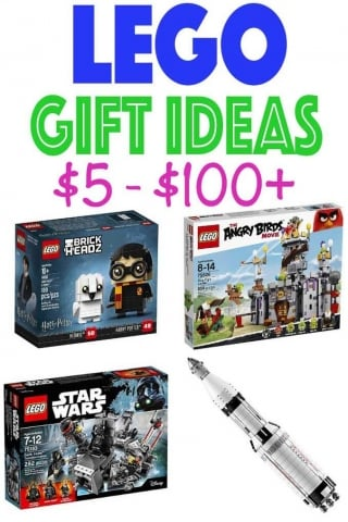 Lego gift ideas featured