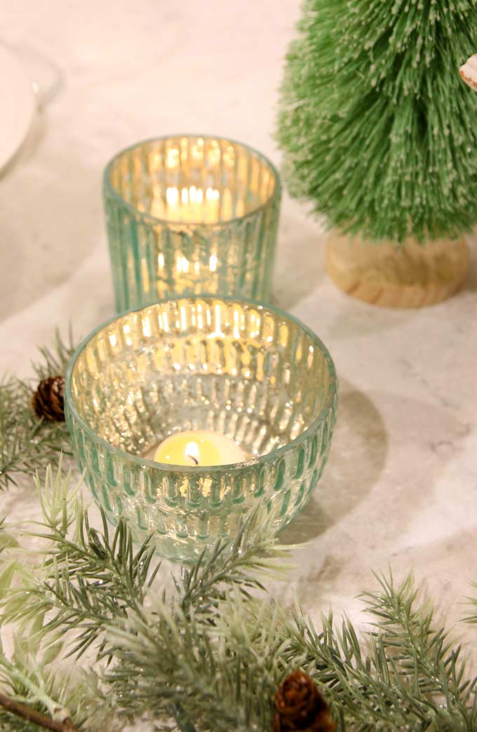 Merry and Bright Girls Night out! Decorating ideas for a Christmas party! #WorldMarket #Ad